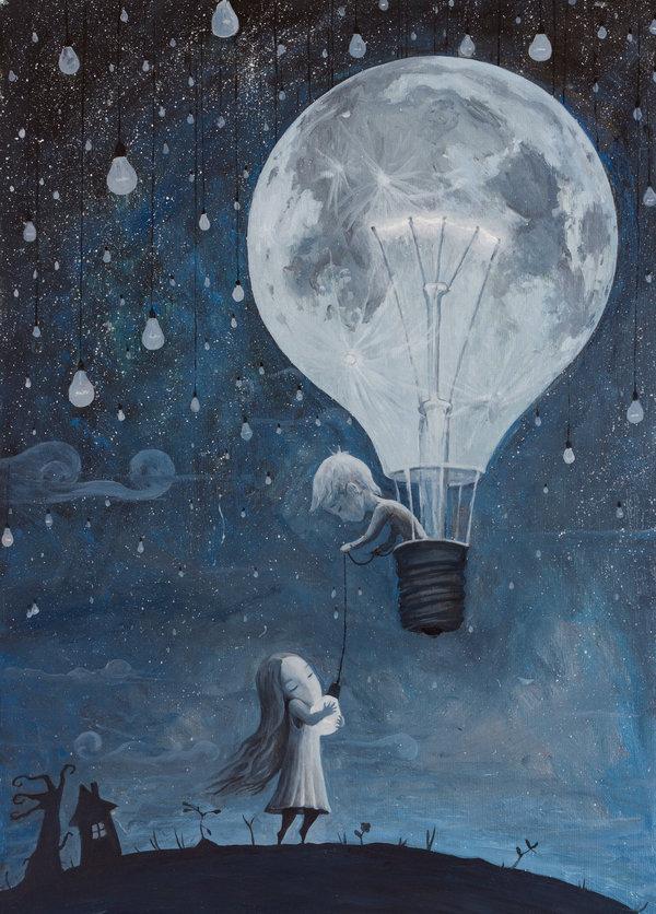 Jalan ke Bulan