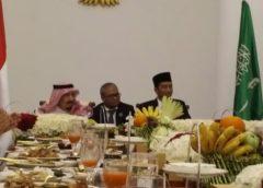 Raja Salman, Pete, dan Buku