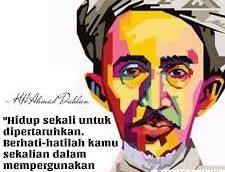 KH. Ahmad Dahlan dan Semesta Akal
