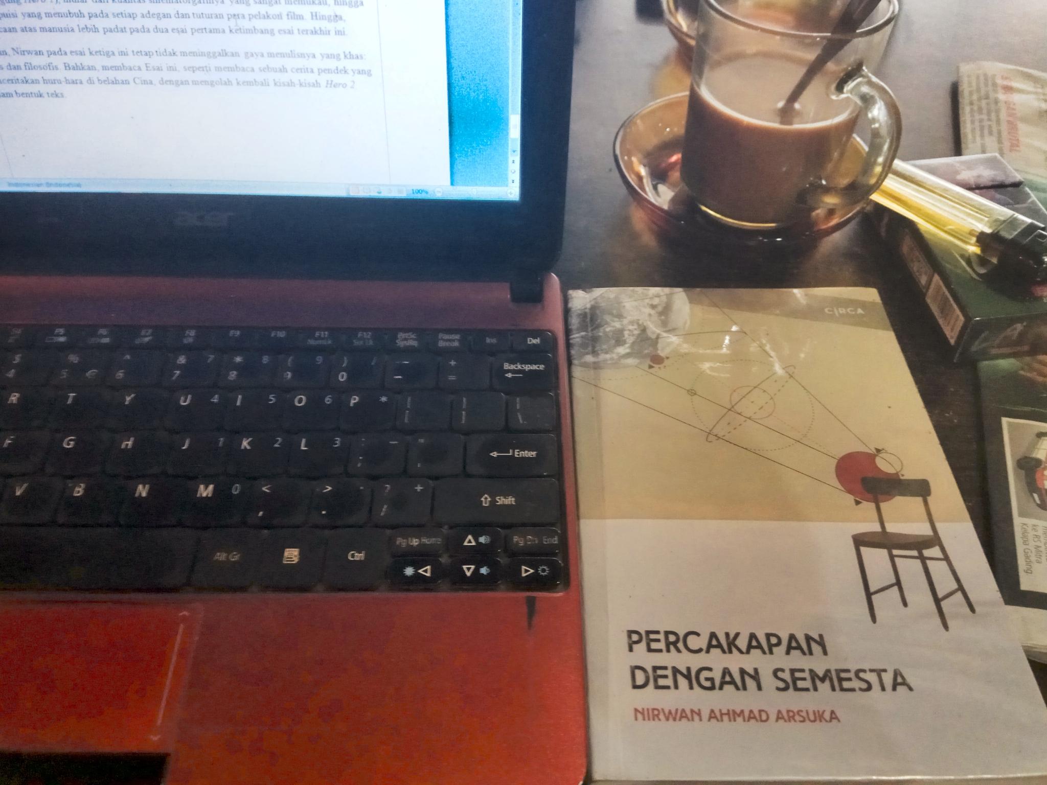 Membaca Manusia Secara Filosofis tapi Puitis ala Nirwan Ahmad Arsuka