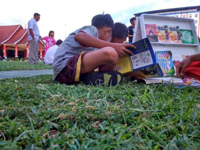 Geliat Gerakan Literasi di Butta Toa-Bantaeng