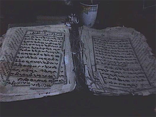 Kitab Suci yang Mendekam di Rahim Sapi dan Puisi-Puisi Lainnya