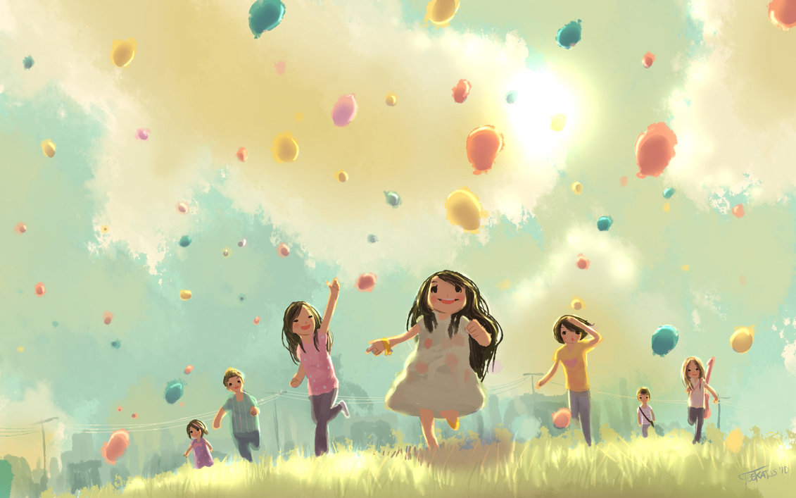 Suargaloka, Kado Terindah untuk Anak-anak