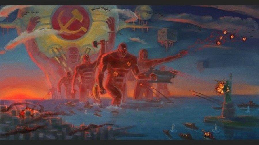 Komunisme yang Patah, Tumbuh dan Hilang Berganti