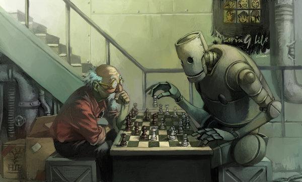 Robot, Manusia dan Ekonomi Baru