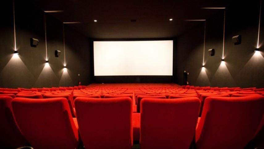 Pencurian di dalam Gedung Bioskop