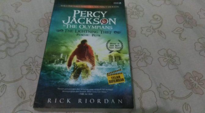 Antara Demigod dan Yunani : Percy Jackson