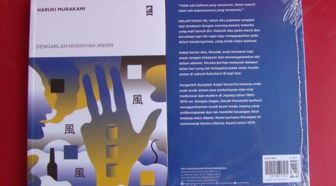 Dengarlah Nyanyian Angin dan Akar-Akar Modernisme di Dalamnya