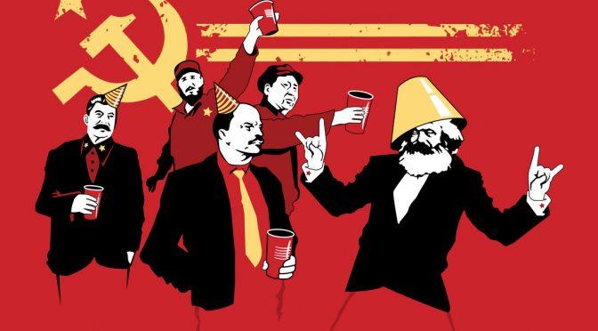 Hantu Komunisme dan Mengapa Ilmu Pengetahuan Harus Tetap Ada