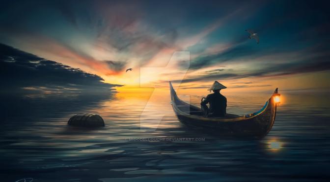 Perempuan Penunggu Perahu