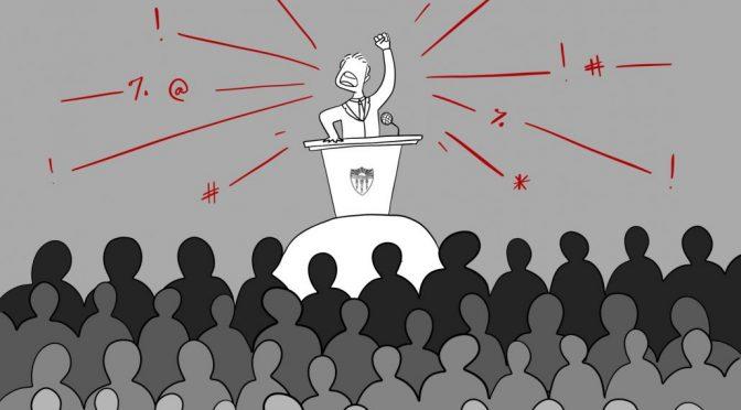 Tahun Politik dan Defisit Etika Publik