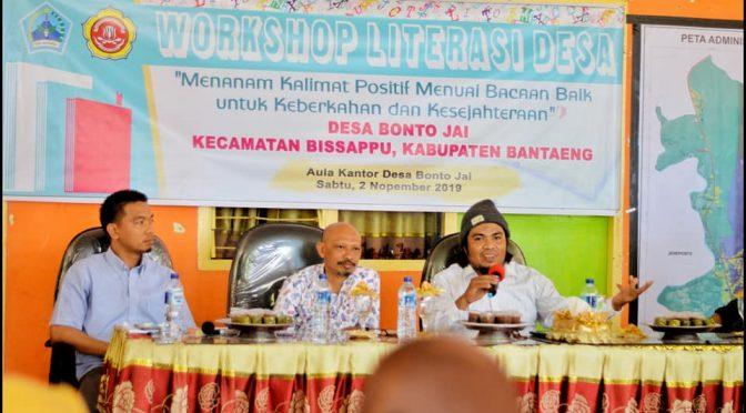 Literasi Desa dan Desa Literasi